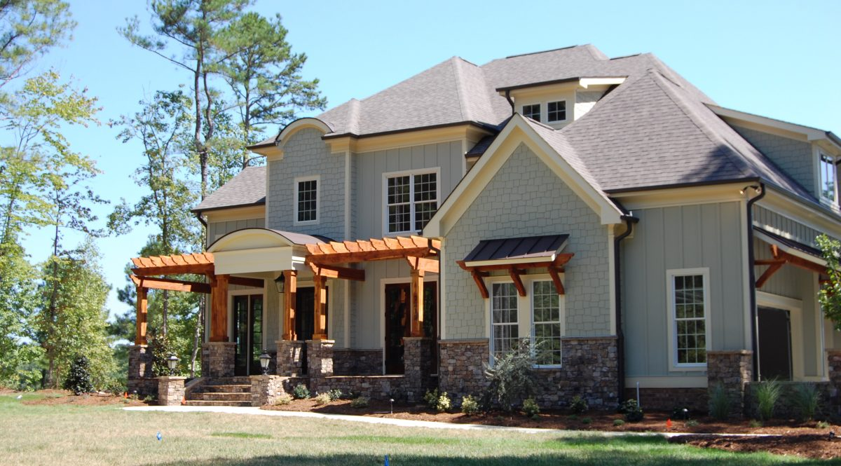 Homes for Sale in Wake Forest NC at Falls Reserve
